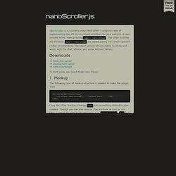 nanoScroller.js