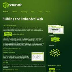 NanoService - Sensinode Ltd