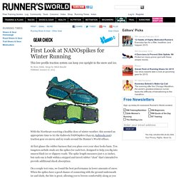 First Look at NANOspikes for Winter Running