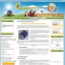 Les NanoTechnologies dans l'alimentation Consommer-local.fr - Les Acteurs des Circuits Courts de Distribution