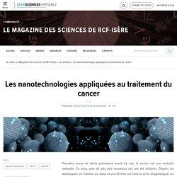 Les nanotechnologies appliquées au traitement du cancer