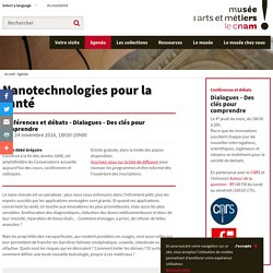 Nanotechnologies pour la santé
