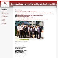 Nanoprobe Laboratory for Bio- and Nanotechnology & Biomimetics