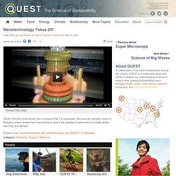 Nanotechnology Takes Off