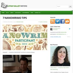 Utah Valley Writers