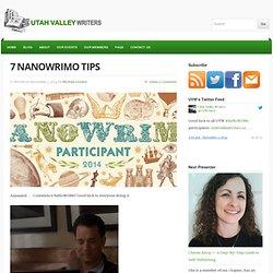 Utah Valley Writers