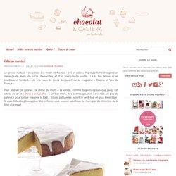 Gâteau nantais - recette Chocolat & Caetera