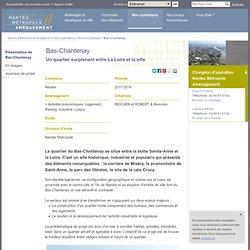 Nantes Aménagement - Bas-Chantenay