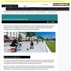 Nantes, capitale verte