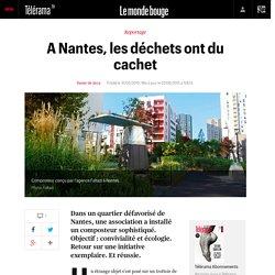 A Nantes, les déchets ont du cachet