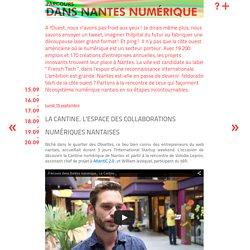 Nantes Digital Week par la vidéo superette