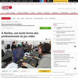 A Nantes, une école forme des professionnels du jeu vidéo