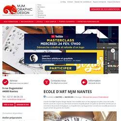 Ecole art Nantes - Ecole MJM formations artistiques