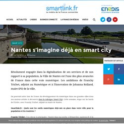 Nantes s'imagine déjà en smart city