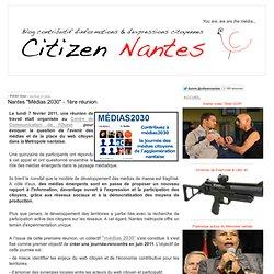 """""""Nantes Médias 2030"""""""