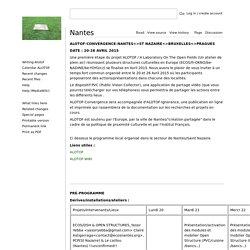 Nantes - Writing-Alotof