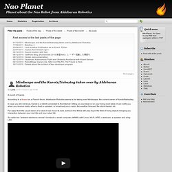 Nao Planet