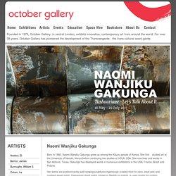 Naomi Wanjiku Gakunga (Kenya)