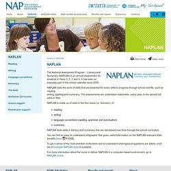 NAP - NAPLAN