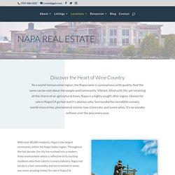 Napa Valley Real Estate