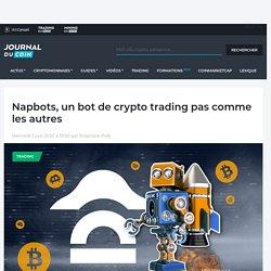 Napbots, un bot de crypto trading pas comme les autres