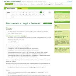 NAPLAN 2010 Teaching Strategies