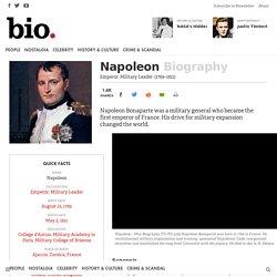 Napoleon - Emperor, Military Leader