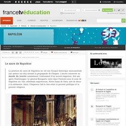 Napoléon - Le sacre de Napoléon