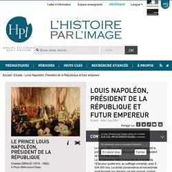 Louis Napoléon, Président de la République et futur empereur