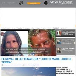 """www.napolisera.it - FESTIVAL DI LETTERATURA """"LIBRI DI MARE LIBRI DI TERRA"""""""