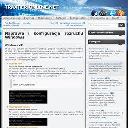 Naprawa i konfiguracja rozruchu Windows » traxter-online.net