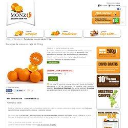 Naranjas de mesa de Valencia en caja de 10 Kg