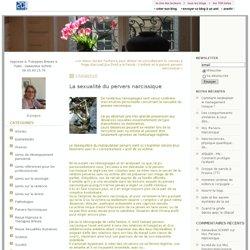 La sexualité du pervers narcissique : Geneviève SCHMIT