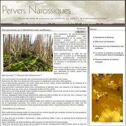 Pervers Narcissiques- Ces personnes qui s'identifient à leur souffrance ...