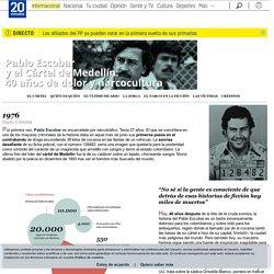 Narcotráfico - Pablo Escobar - 20minutos.es