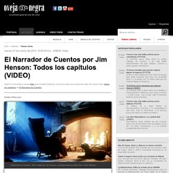 El Narrador de Cuentos por Jim Henson: Todos los capítulos (VIDEO)