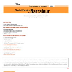 le narrateur