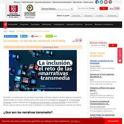 La inclusión, el reto de las narrativas transmedia ...