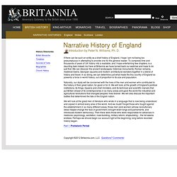Narrative History of England