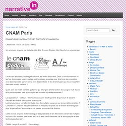 CNAM Paris
