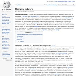 Narrative network - Wikipedia