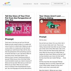 narrative – Video Writing Prompts