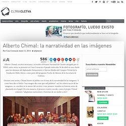 Alberto Chimal: la narratividad en las imágenes