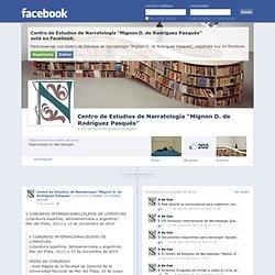 "Centro de Estudios de Narratología ""Mignon D. de Rodríguez Pasqués"""