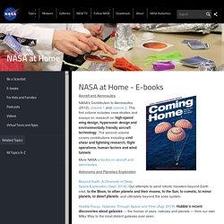 Nasa at Home - E-books en accès libre