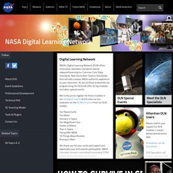 NASA DLN - Part of NASA LEARN (Learning Environments and Research Network)