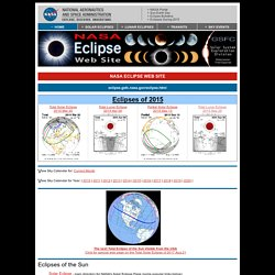Eclipse Web Site