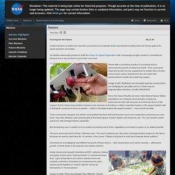 NASA - Farming for the Future