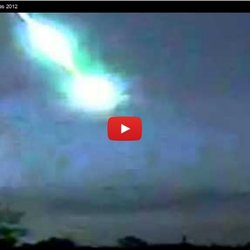 Nasa Film UFO Fireball Over Texas 2012
