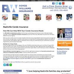 Nashville Condo Insurance